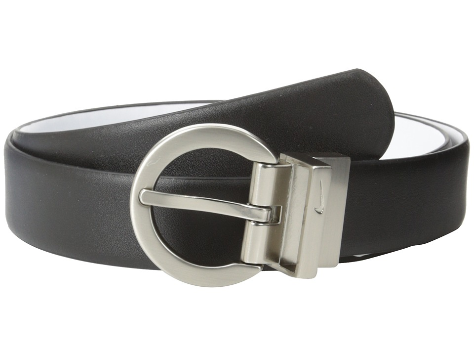 Nike - Classic Reversible (Black/White) Women's Belts