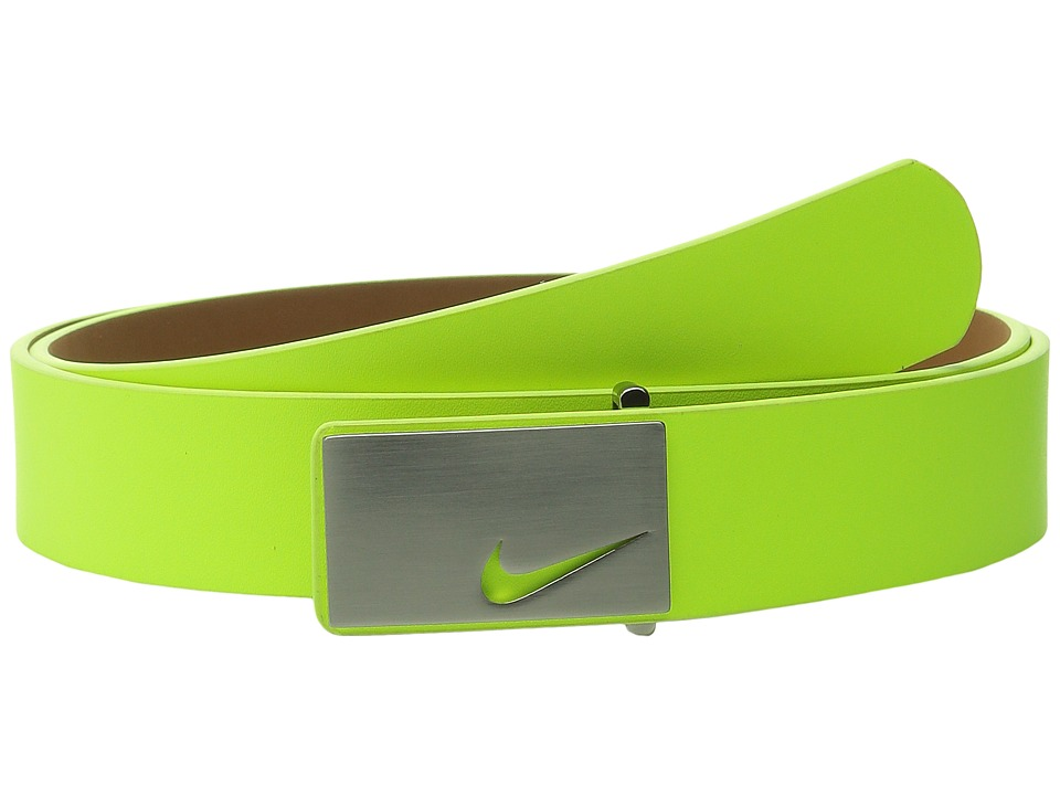 Nike - Sleek Modern (Volt) Women's Belts