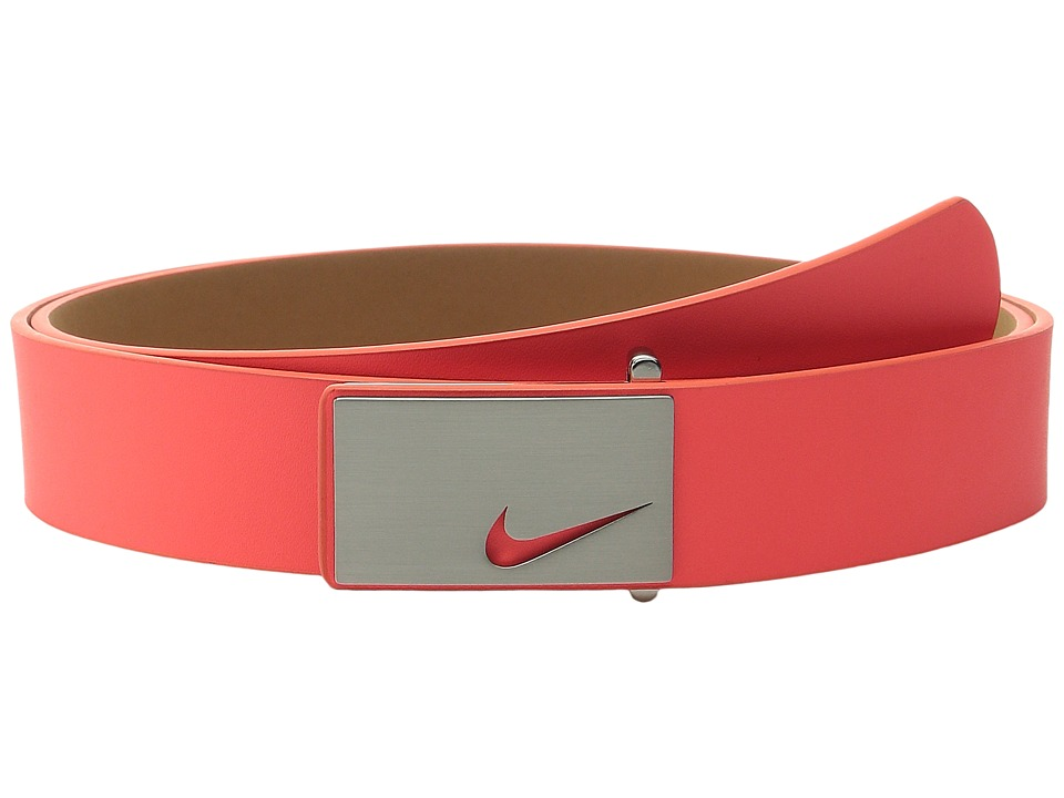 Nike - Sleek Modern (Hot Lava) Women's Belts
