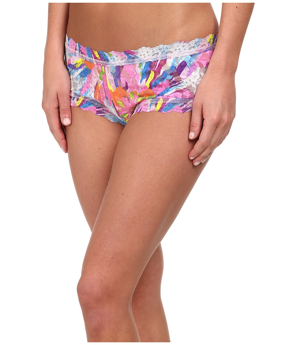 Hanky Panky - Colorburst Boyshorts (Multicolor) Women's Underwear