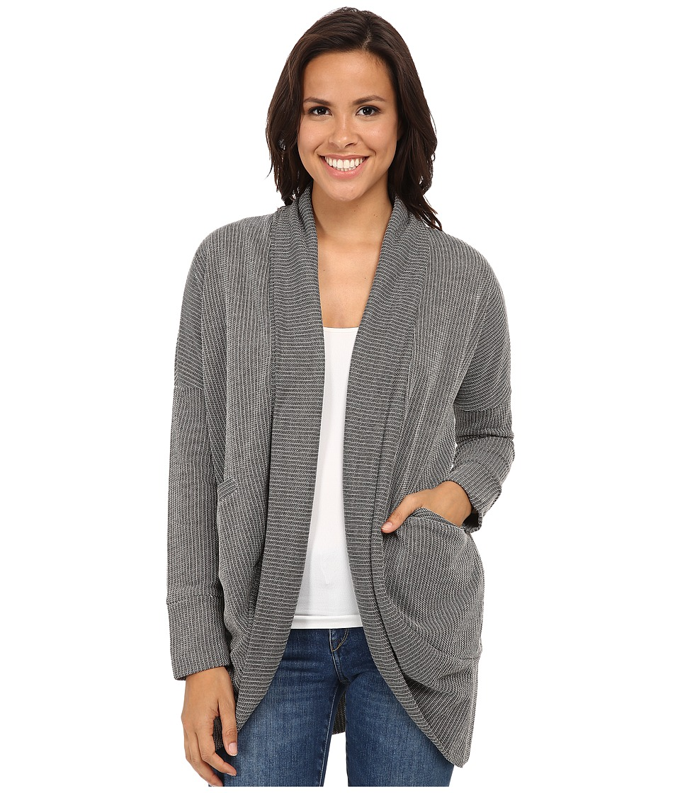 Jack by BB Dakota - Myah Cocoon Cardigan (Charcoal Grey) Women's Sweater
