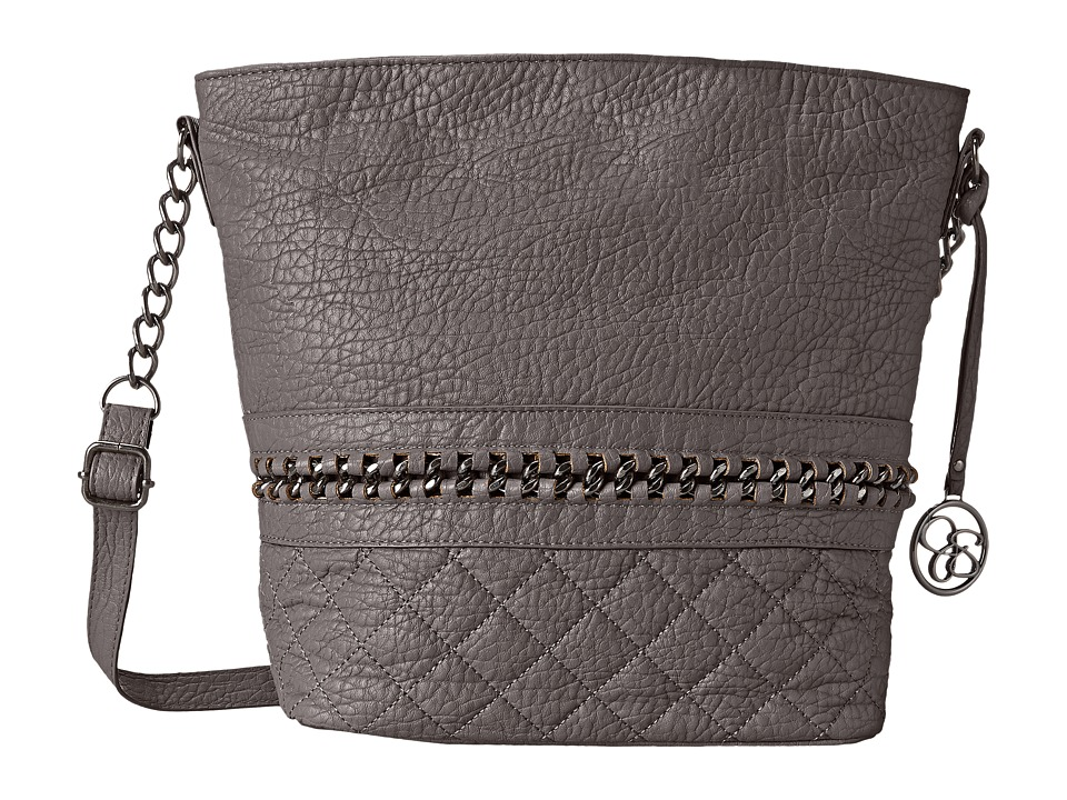 Jessica Simpson - Margaret Crossbody (Slate Grey) Cross Body Handbags