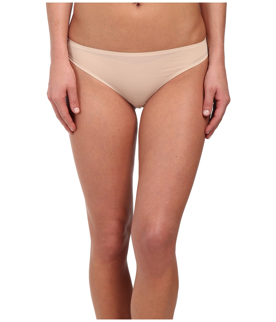 Stella McCartney - Mesh Thong Brief (Blushing Pink) Women's Underwear