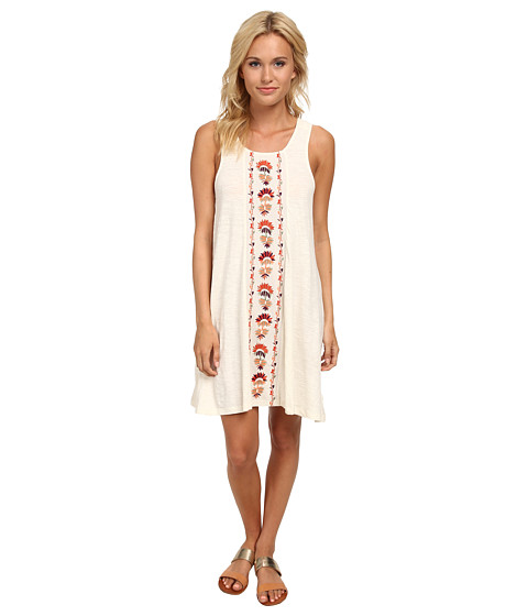 Roxy - Sparks Fly Tank Dress (Sea Spray Traveling Bouquet) Women's Dress