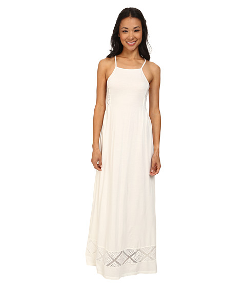 Roxy - West End Maxi Dress (Sea Spray) Women's Dress