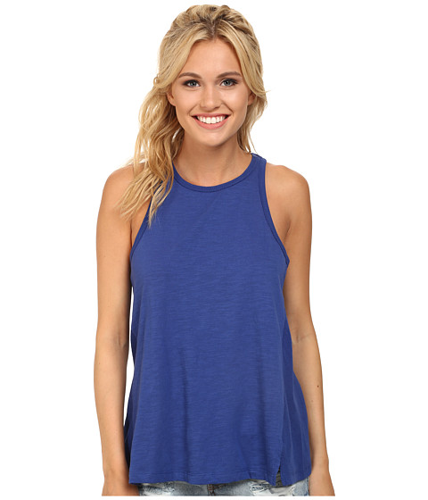 Roxy - Rockaway Tank Top (Mazarine Blue) Women