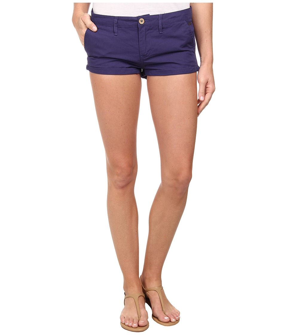 Roxy - Cheeky Short (Patriot Blue) Women's Shorts