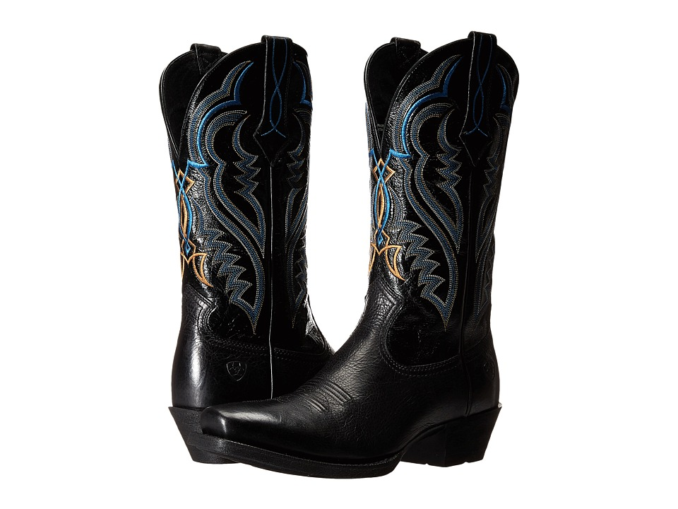 Ariat - Bronc Buster (Black) Cowboy Boots
