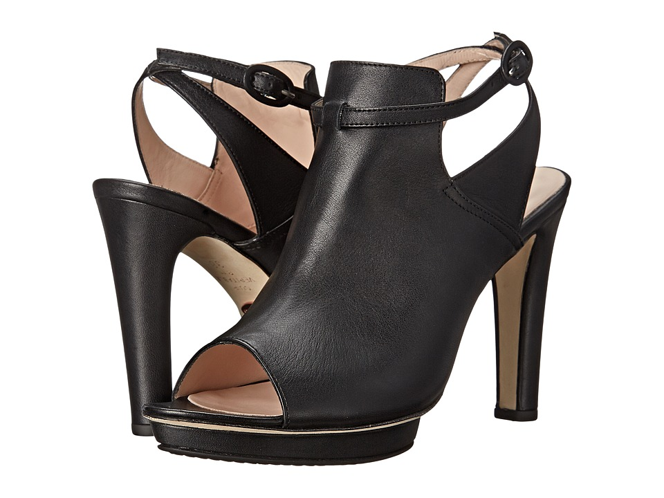 Repetto Bilal (Nappa Black) High Heels