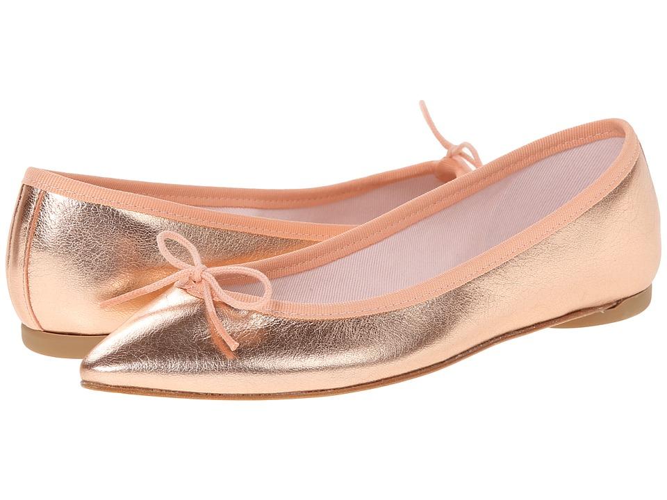 Repetto - Brigitte (Lambskin Rose Gold) Women's Shoes