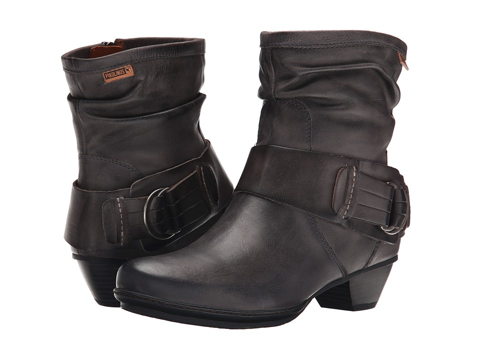 Pikolinos Brujas 801-9513F (Dark Grey) Women