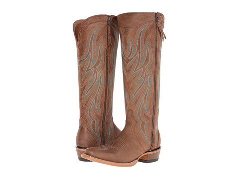 Ariat - Lucinda (Rich Tan) Cowboy Boots