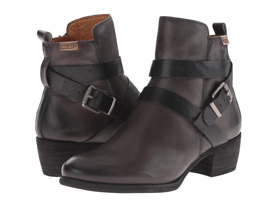 Pikolinos - Hamilton W2E-8642 (Lead) Women's Boots