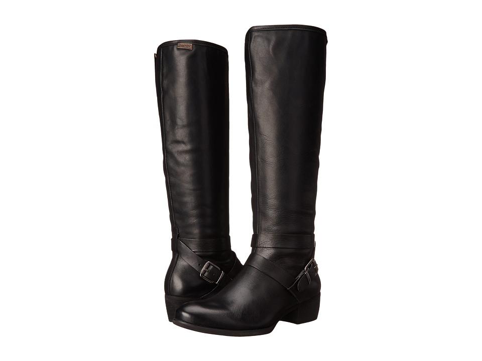 Pikolinos - Hamilton W2E-9558 (Black) Women's Boots