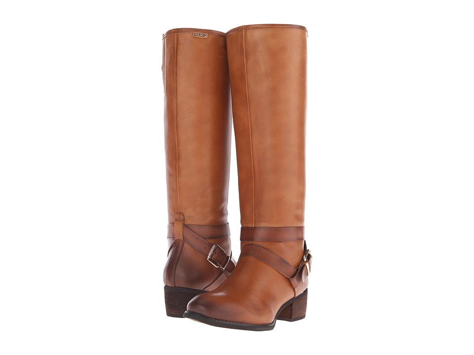 Pikolinos - Hamilton W2E-9558 (Brandy) Women's Boots