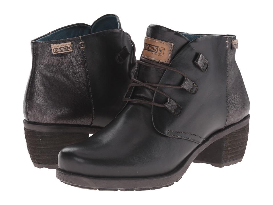 Pikolinos - Le Mans 838-7526C1 (Black) Women's Boots
