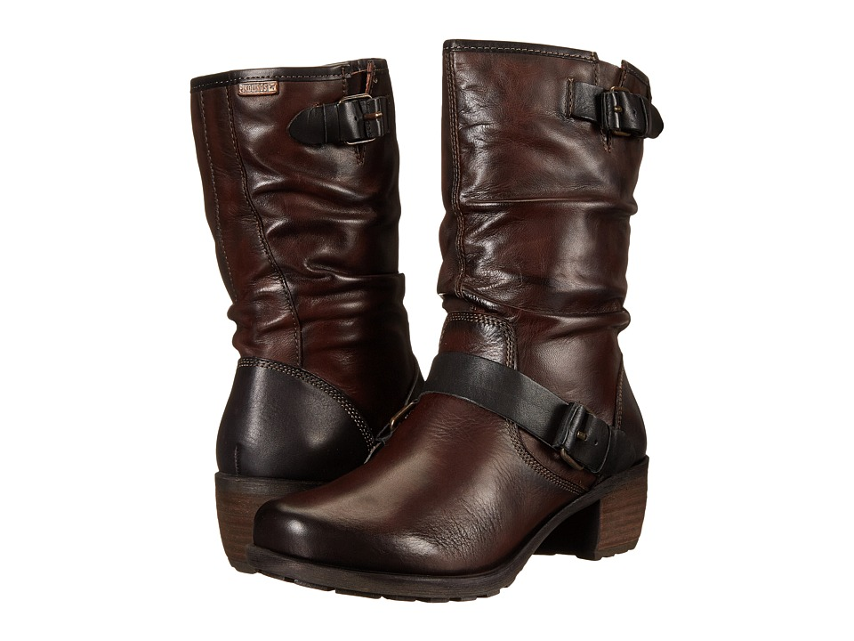 Pikolinos - Le Mans II 838-9233 (Olmo) Women's Zip Boots