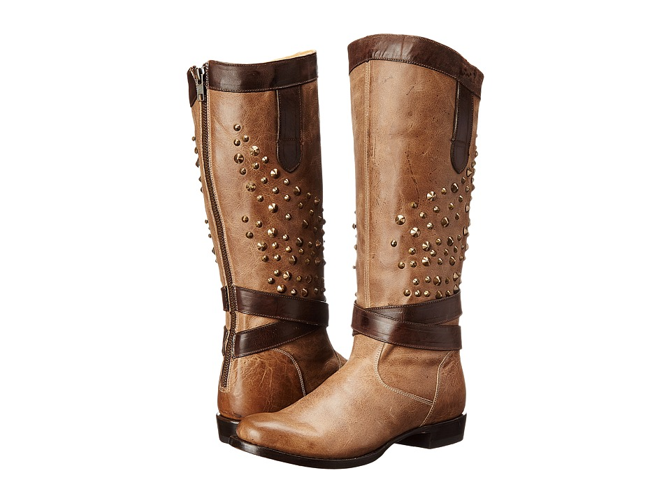 Stetson - Angel (Burnished Brown) Women's Boots
