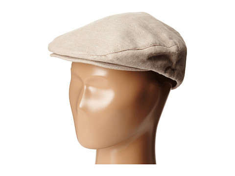 Brixton - Hooligan Snap Cap (Tan/Cream) Caps