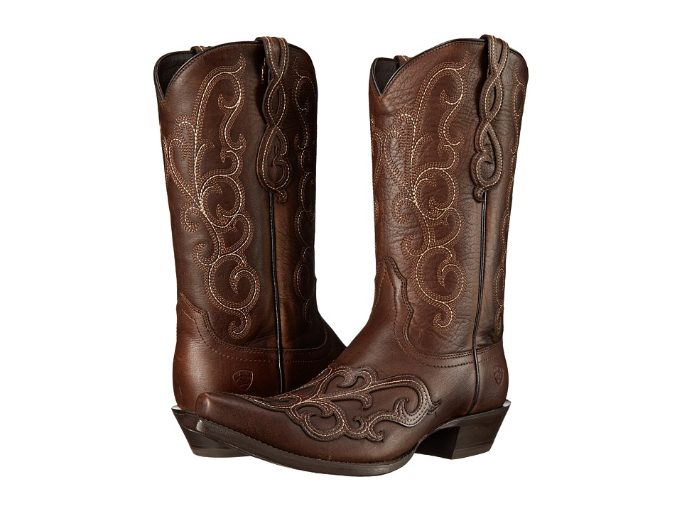 Ariat Rainey (Washed Maple) Cowboy Boots