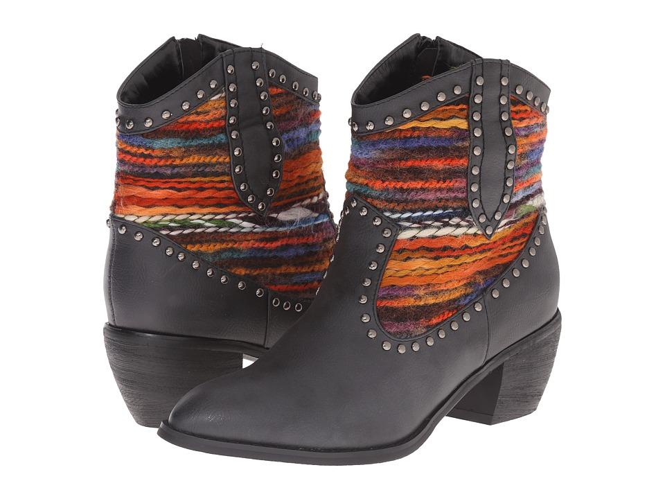 Roper - Phoenix (Black) Cowboy Boots