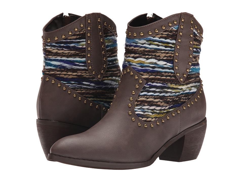 Roper - Phoenix (Brown) Cowboy Boots