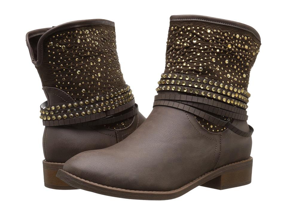 Roper Skye (Brown) Cowboy Boots