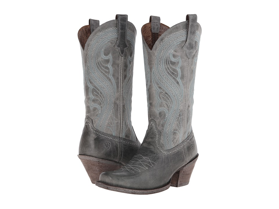 Ariat - Lively (Dusty Teal) Cowboy Boots