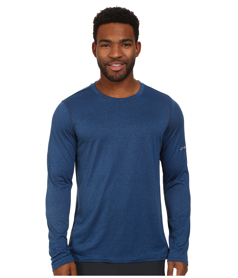 Brooks - EZ T L/S III (Poseidon) Men