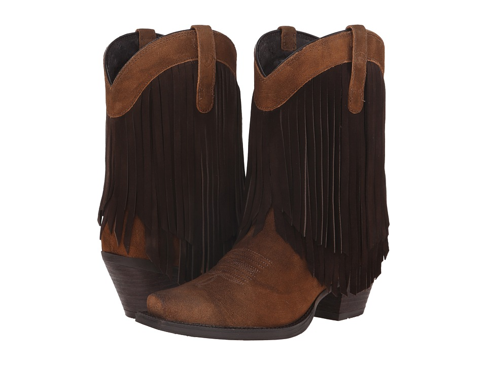Ariat - Gold Rush (Antique Mocha/Chestnut) Women's Boots