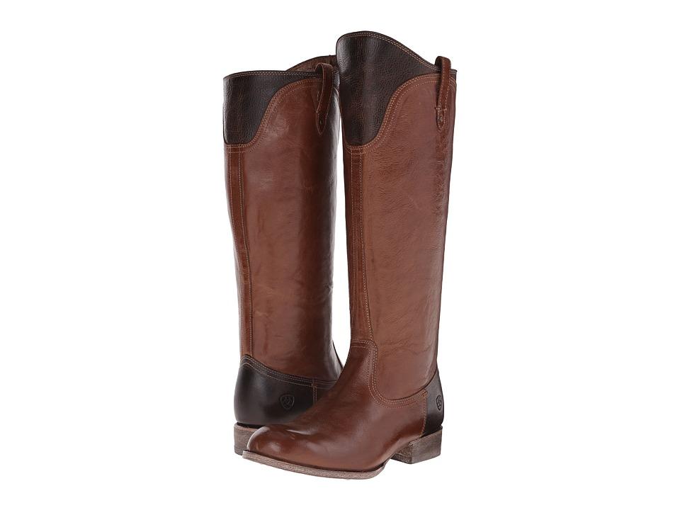 Ariat - Paragon (Chai/Wicker) Cowboy Boots