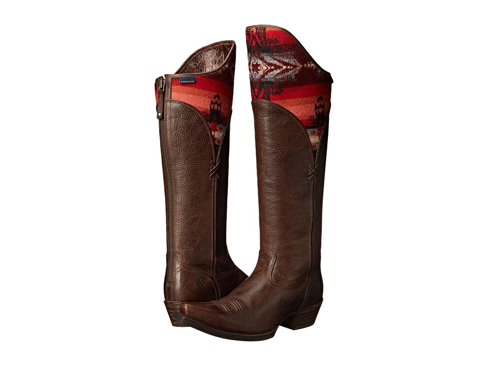 Ariat - Caldera (Wicker/Pendleton) Women's Zip Boots