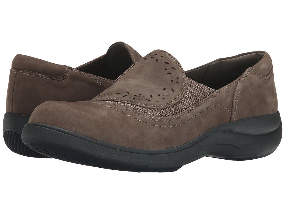 Image of Aravon - REVsolace (Stone) Women's Shoes