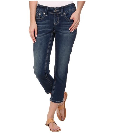 Seven7 Jeans - Double Crop Jeans in Perseus Blue (Perseus Blue) Women's Jeans