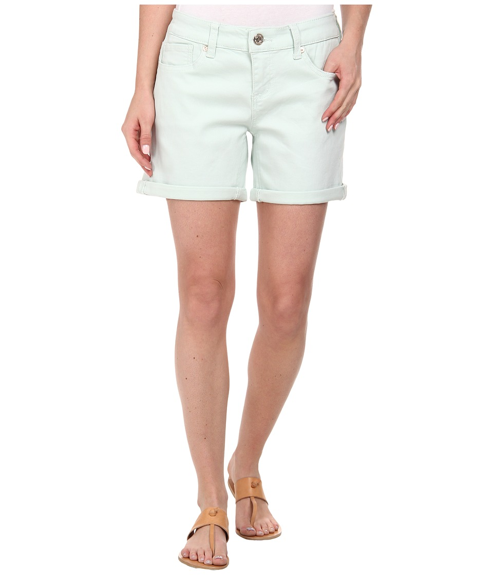 Seven7 Jeans - Roll Shorts in Mint Hint (Mint Hint) Women