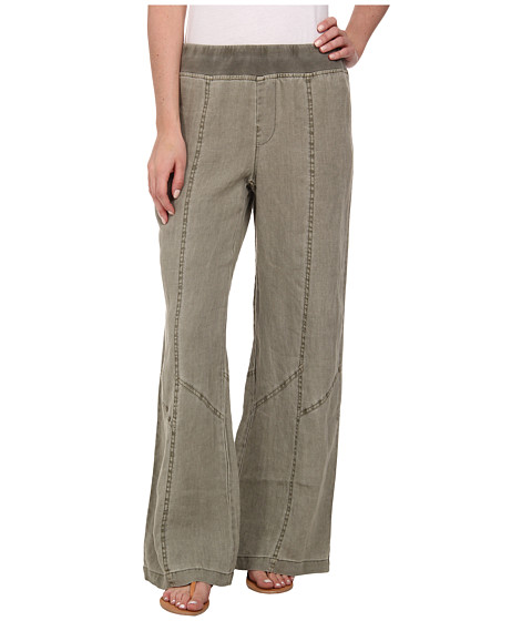 XCVI - Namak Linen Pants (Oregano) Women's Casual Pants