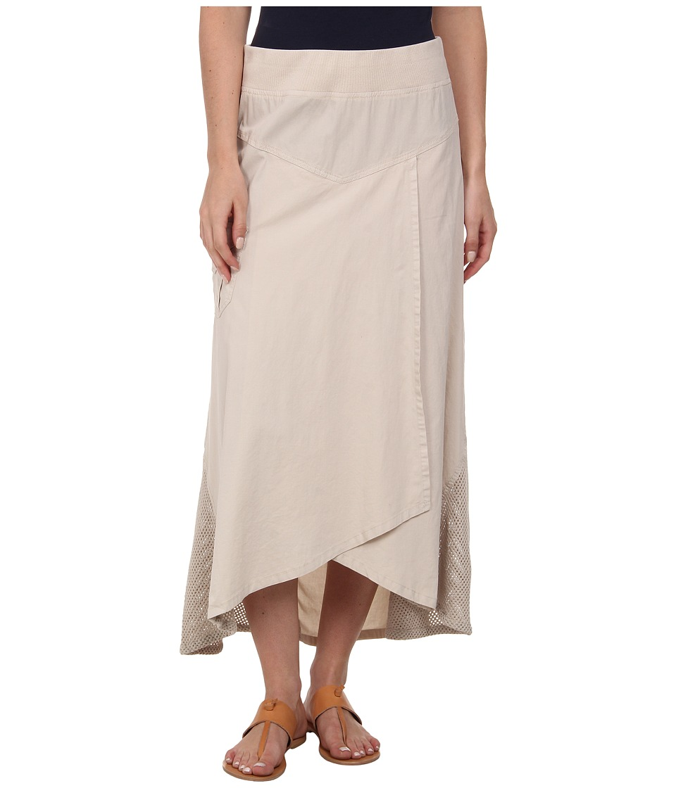 XCVI - Kestrel High-Low Skirt (Sea Salt) Women