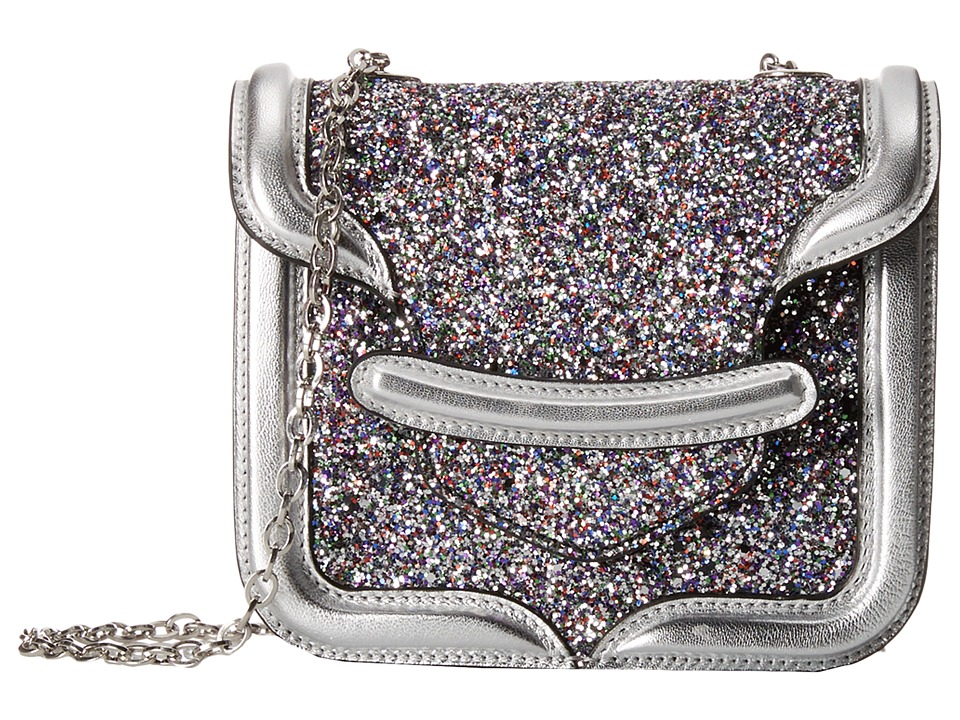Image of Alexander McQueen - 344019KQE2N 8498 (Grey Multi) Handbags