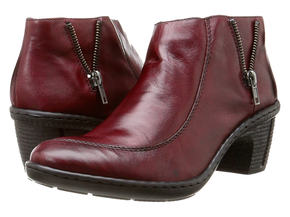 Rieker - 50253 (Medoc Cristallino) Women's Dress Boots