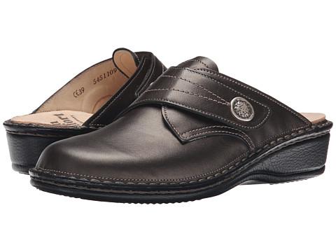 Finn Comfort - Santa Fe-S (Cigar Luxory) Women's Clog Shoes