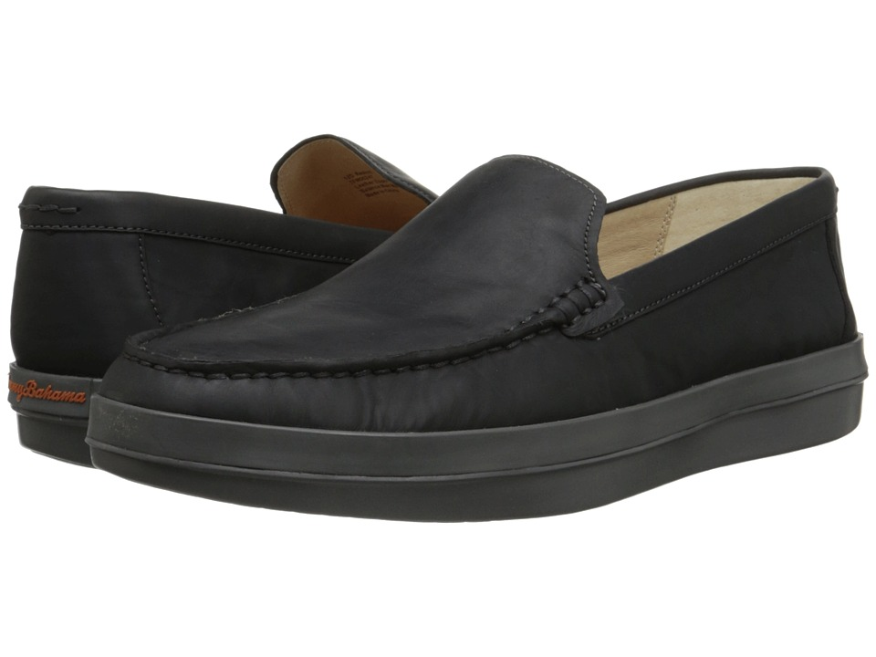 Tommy Bahama - Relaxology Reston (Charcoal) Men