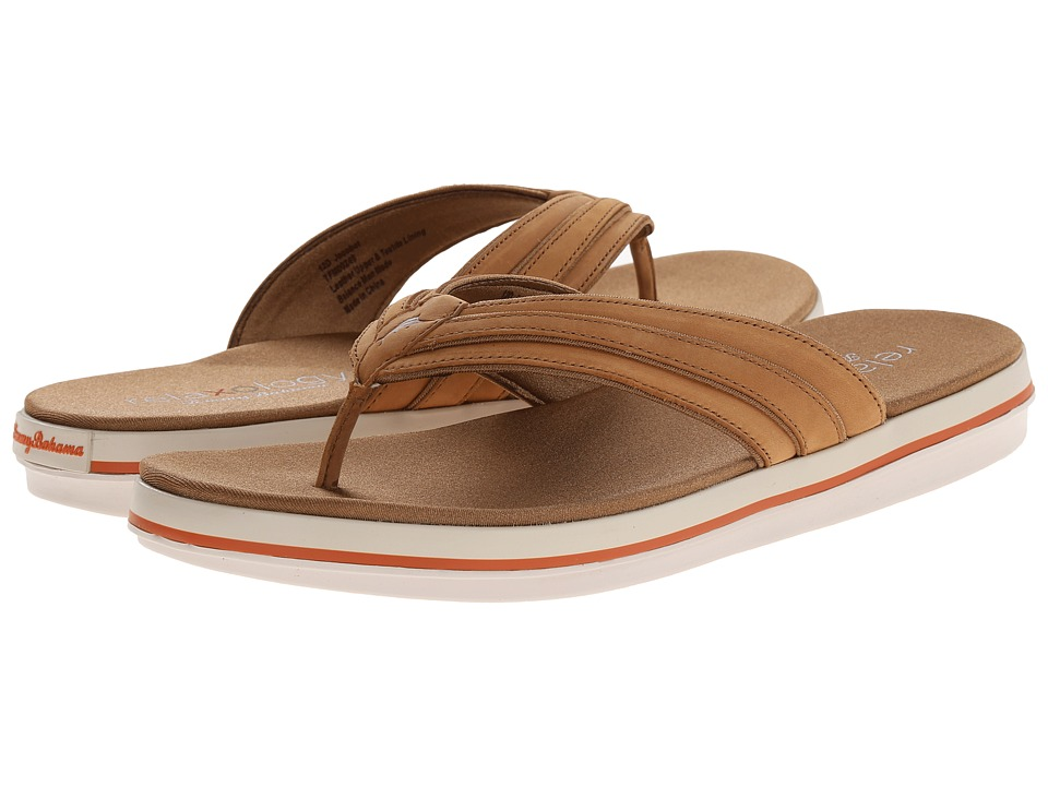 Tommy Bahama - Relaxology Jacobst (Toast) Men's Sandals