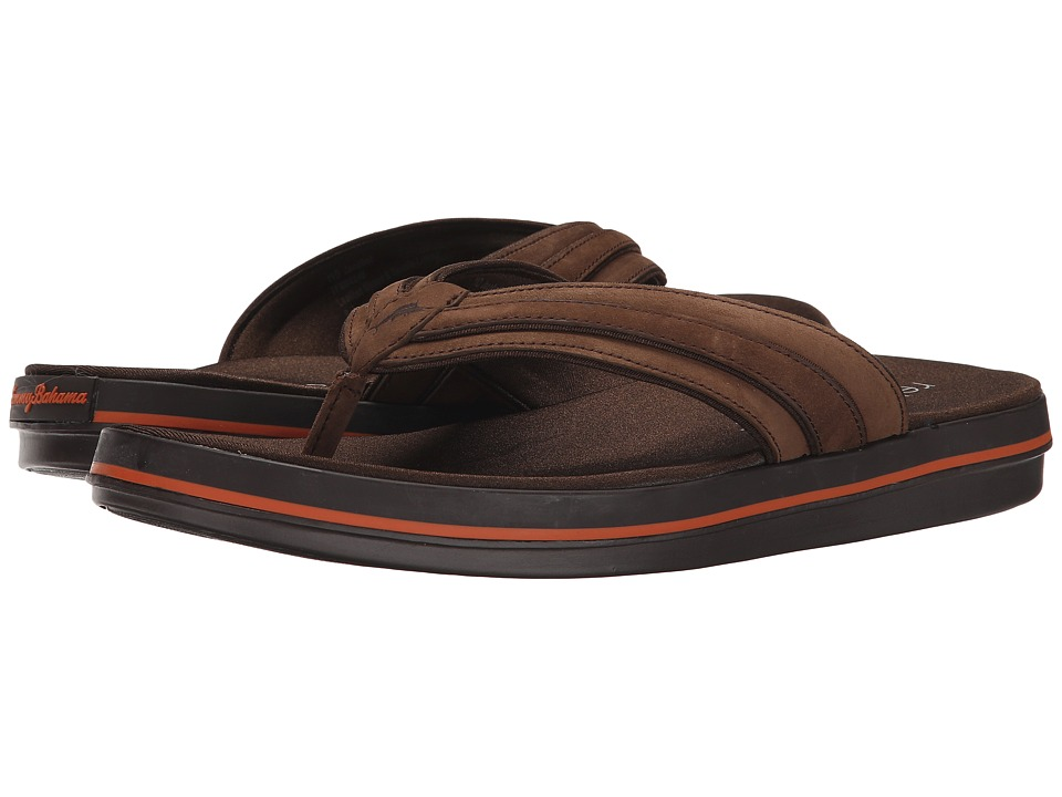 Tommy Bahama Relaxology Jacobst (Dark Brown) Men