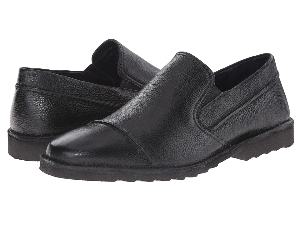 Tommy Bahama - Glenrove (Black) Men's Slip-on Dress Shoes