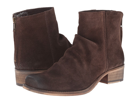 Seychelles - Challenge II (Dark Brown) Women's Boots