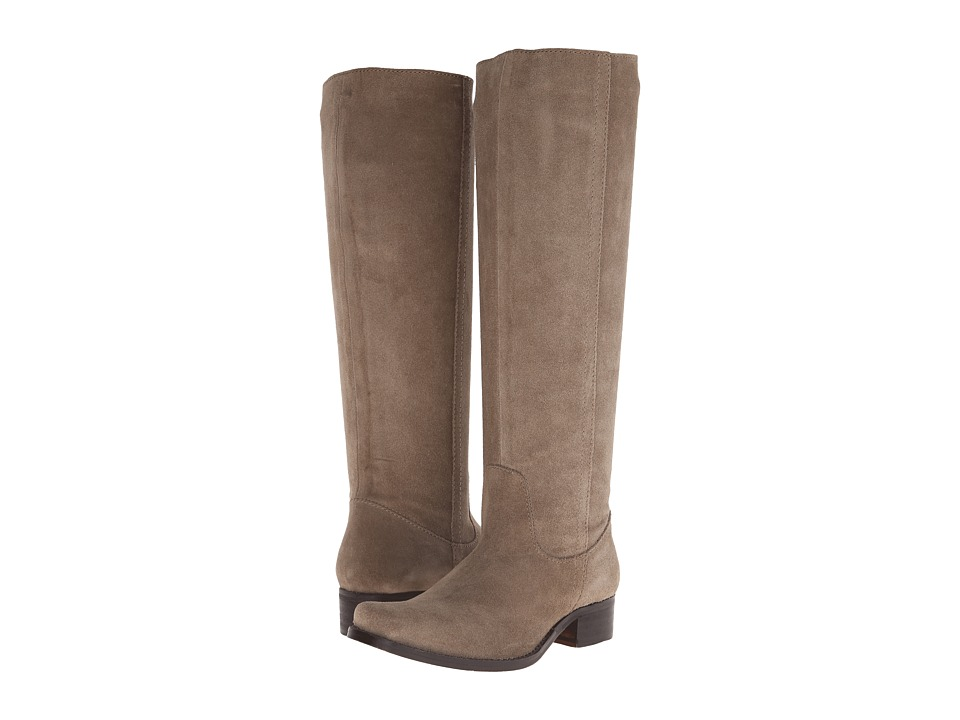 Seychelles - Secretive (Taupe Suede) Women