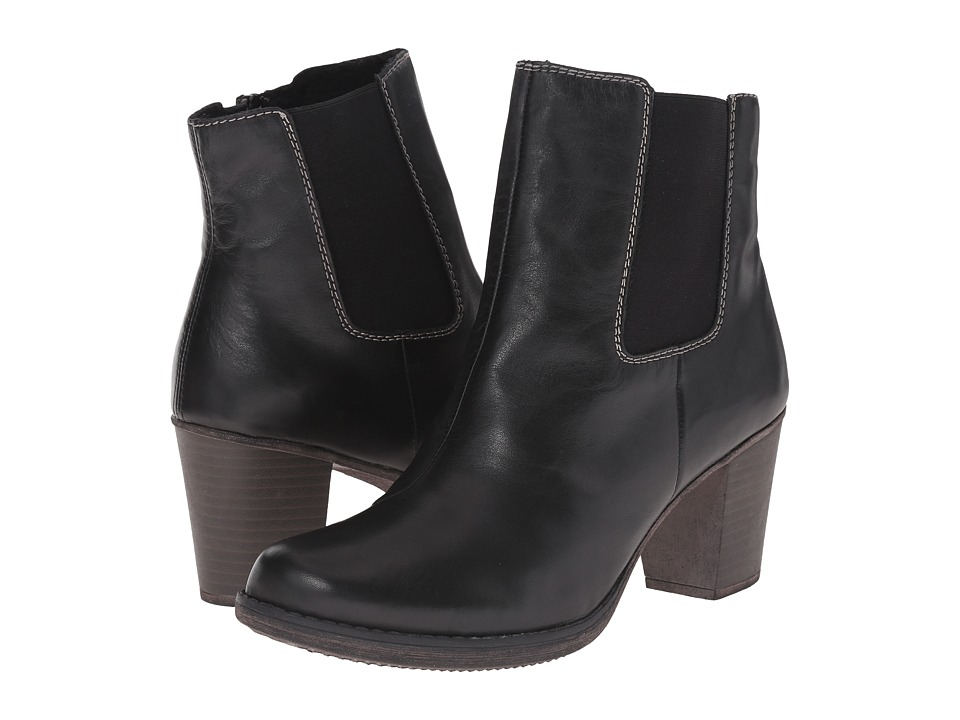 Rieker - 71072 (Black Cristallino) Women's Dress Boots
