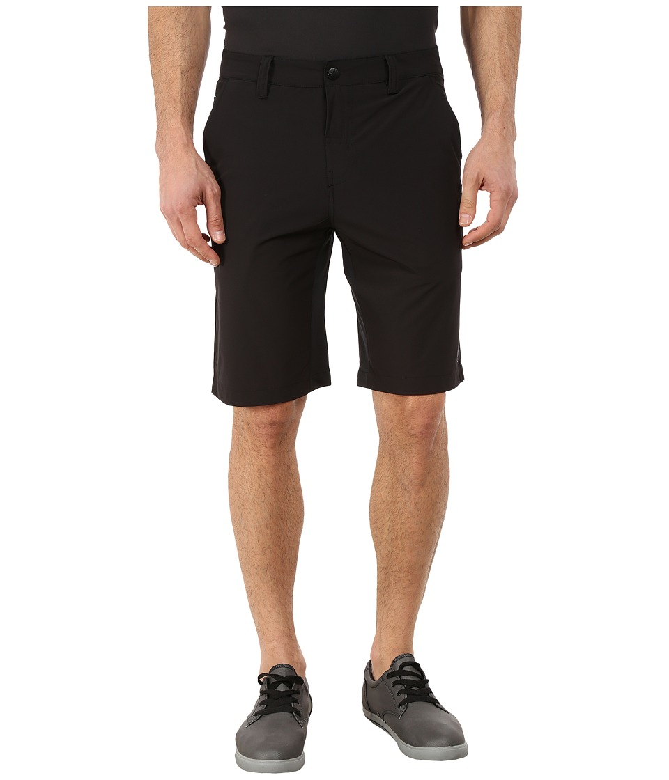 TravisMathew - RED Magoo Shorts (Black) Men's Shorts