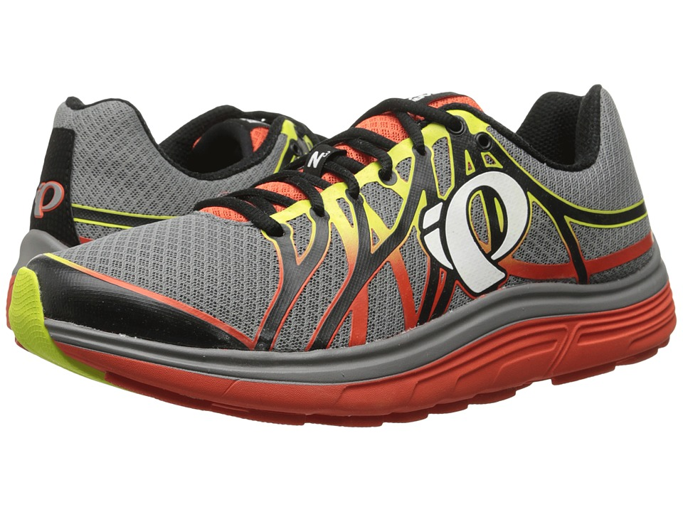 Pearl Izumi - EM Road N 3 (Black/Spicy Orange) Men's Running Shoes