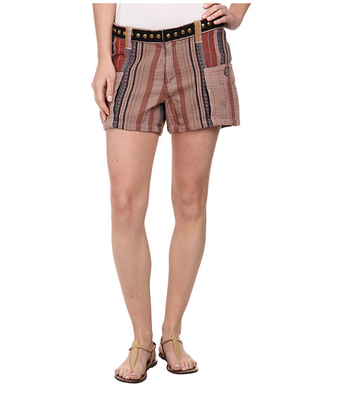 Dylan by True Grit - Love Studs Rosa Shorts (Storm) Women's Shorts